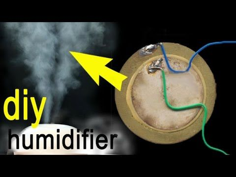 how to make an ultrasonic humidifier, ultrasonic humidifier or ...