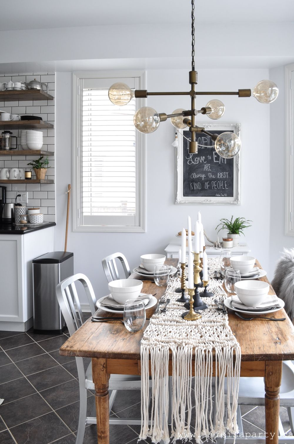 modern farmhouse kitchen makeover black and white modern farmhouse dining modern farmhouse on farmhouse kitchen black and white id=65488
