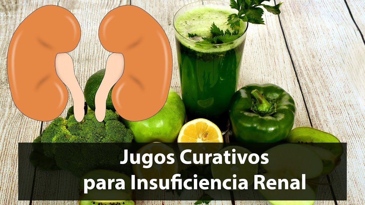 Jugos Curativos para Insuficiencia Renal | Jugos curativos ...