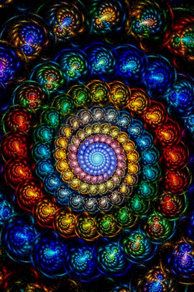 Ladyfire S Image Fractal Art Fractals Mandala Wallpaper