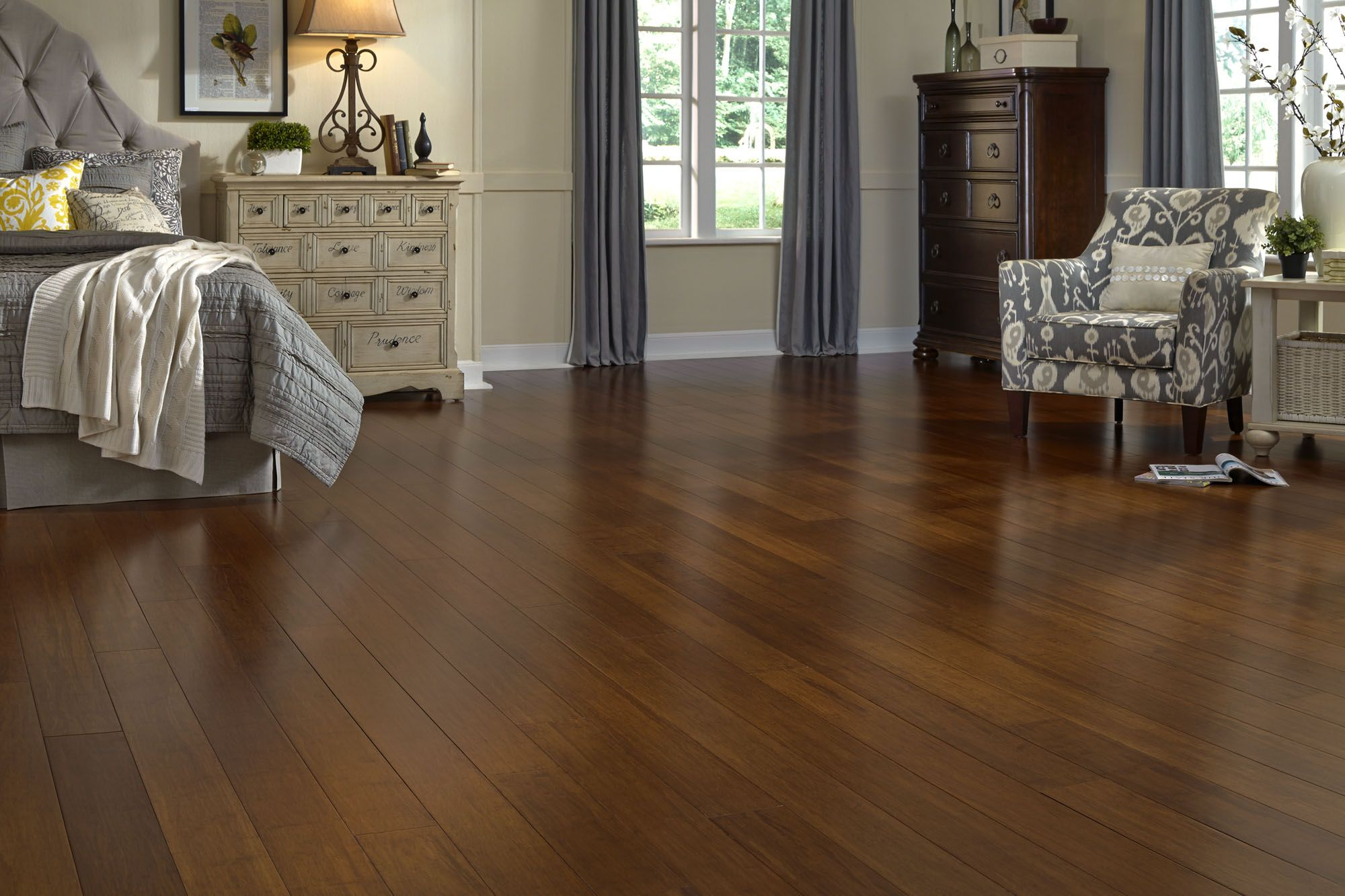 English toffee strand by morning star bamboo floors bamboo in