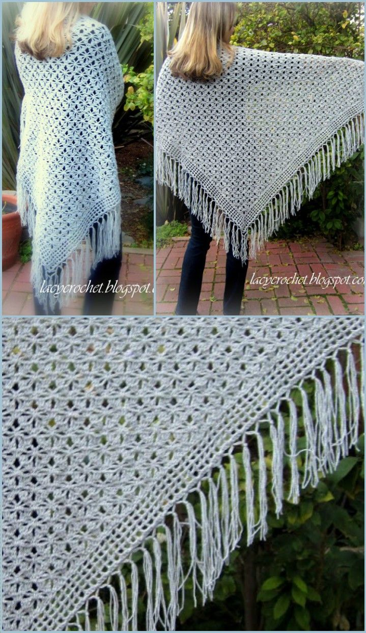 100 Free Crochet Shawl Patterns Free Crochet Patterns Crochet
