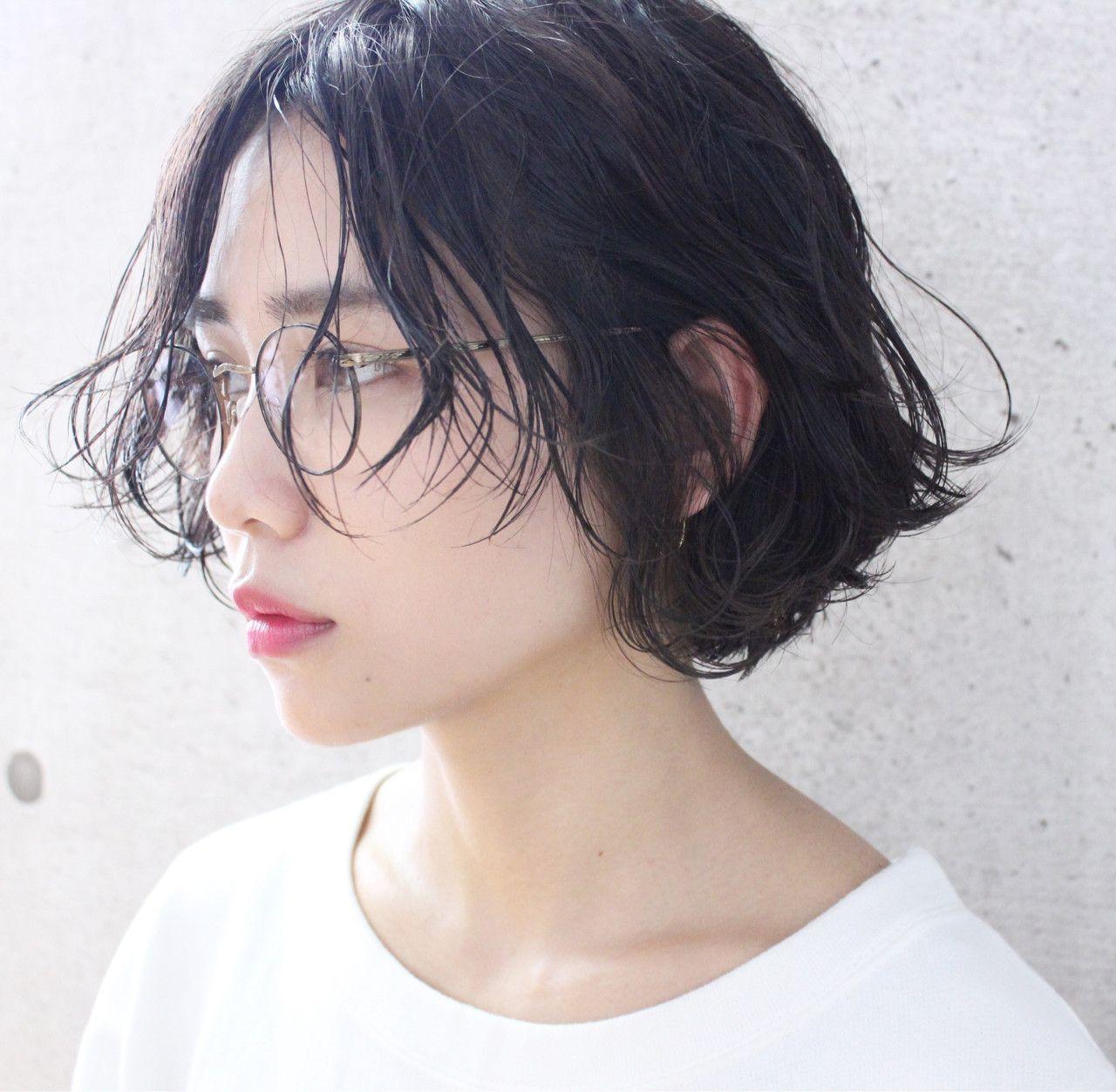 芸能人に人気の ショートボブ 最新コレクション ヘアスタイル