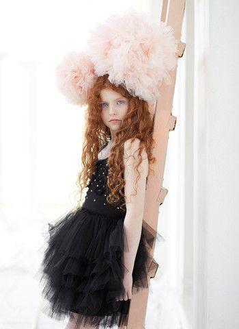 Tutu Du Monde Possibility Tutu Dress in Black