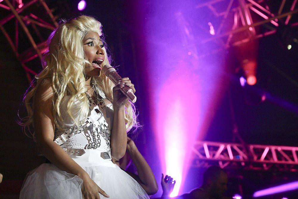 Nicki Minaj at KIIS FM's Wango Tango @ Home Depot Center