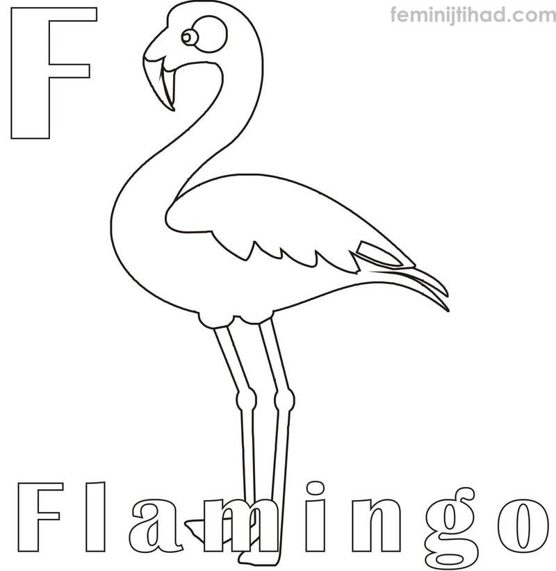 Cute Flamingo Coloring Pages To Print Flamingo Coloring Page Coloring Pages Unicorn Coloring Pages