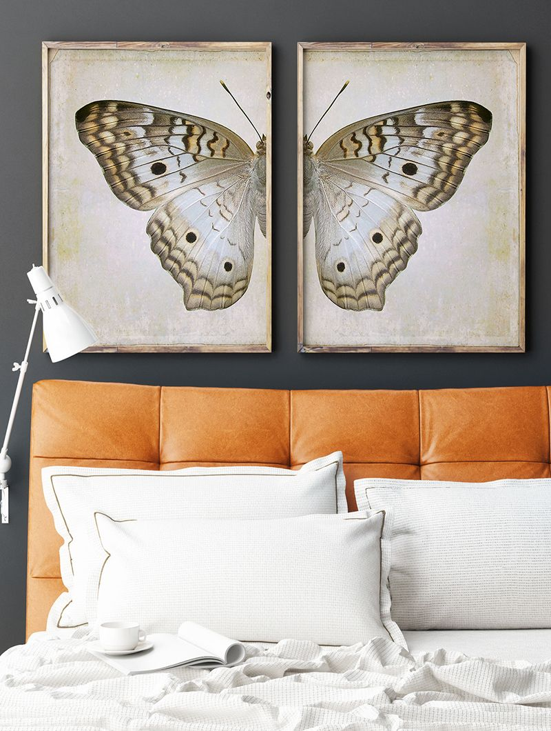 Butterfly Wall Art Set Diptych Neutral Cream And White Butterfly Wing Art Printables Pinterest Community Diptych Wall Art Butterfly Wall Art Grey Wall Art