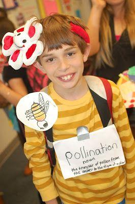 Science Vocabulary Parade!