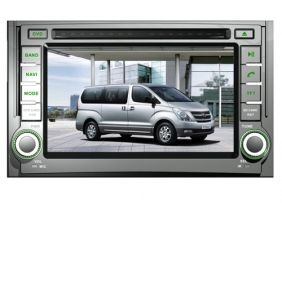 6 2\ Hyundai Starex DVD Player with touch screen, USB, SD, AM/FM