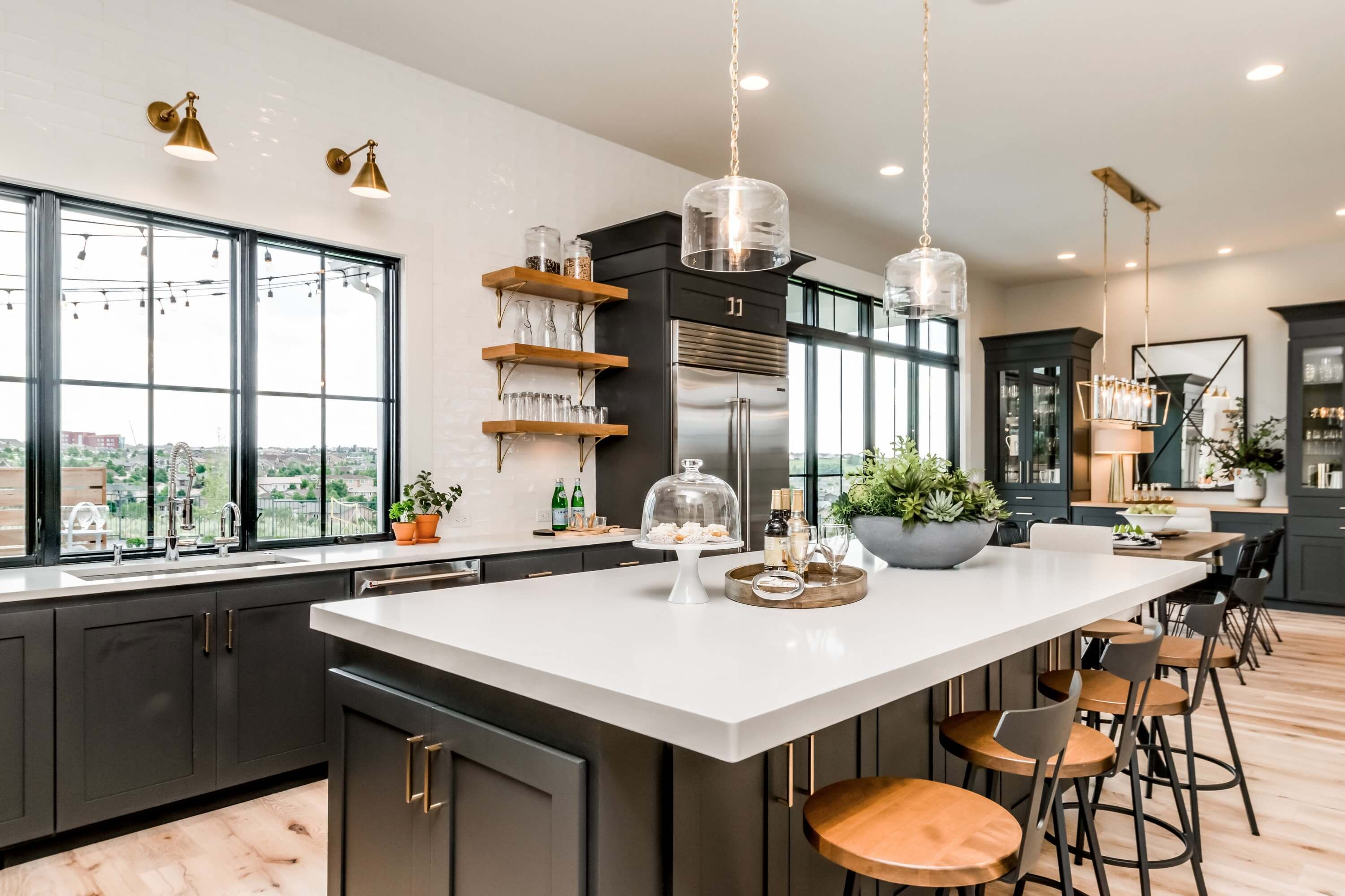 Here Is A Sneak Preview Of Our Home For The 2017 Parade Of Homes Colorado Springs Kitchen Remodel Parade Of Homes Home