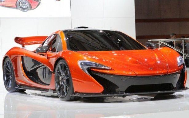 McLaren-P1- #fast This is one bad-ass! #car | McLaren P1 | Pinterest