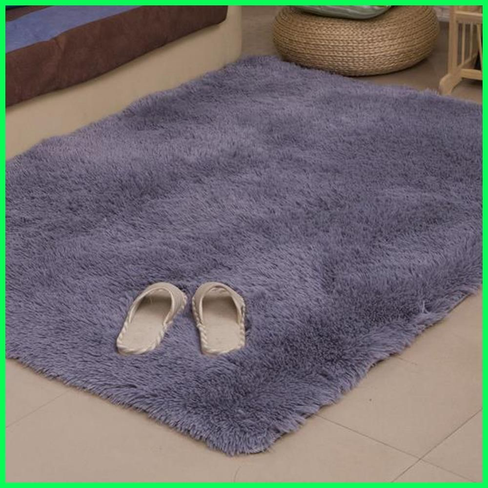 80x120cm Floor Carpets Anti Slip Bedroom Soft Mat Models
