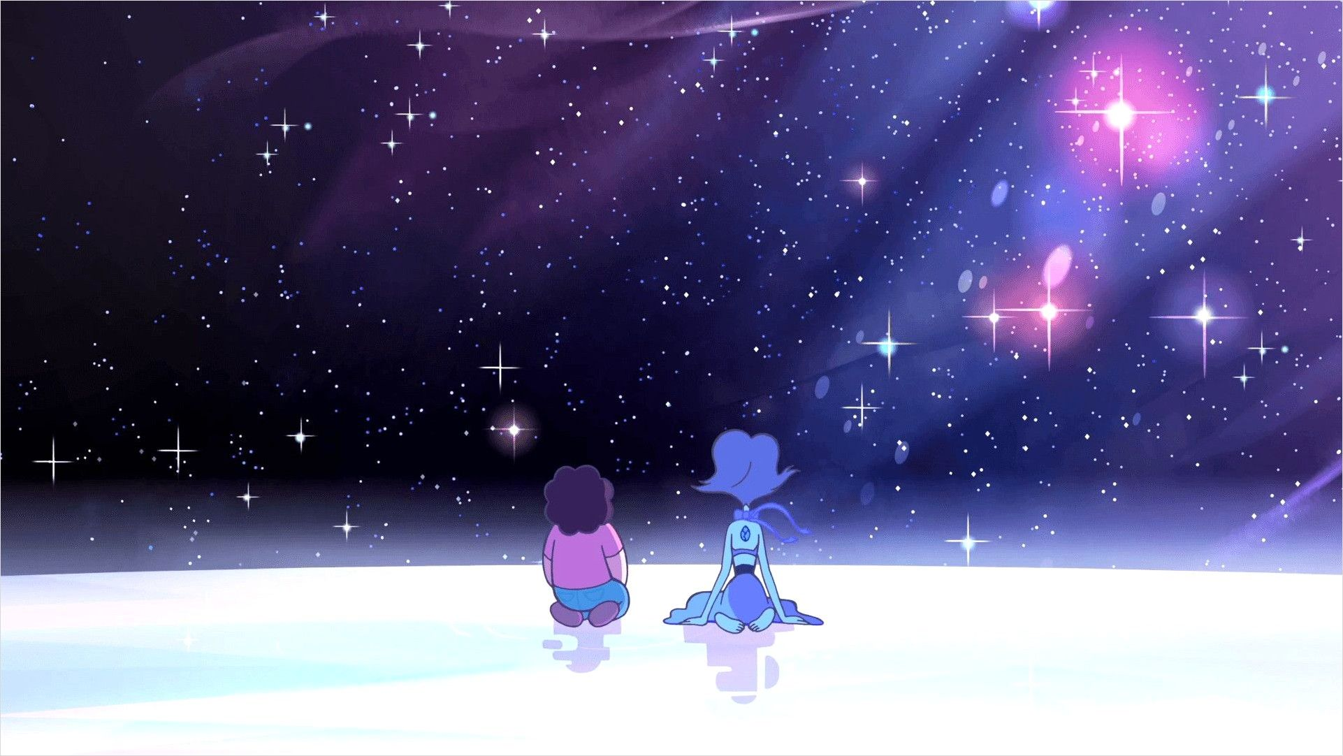 4k Dual Screen Steven Universe Wallpaper In 2020 Steven Universe Wallpaper Lapis Lazuli Steven Universe Steven Universe Background