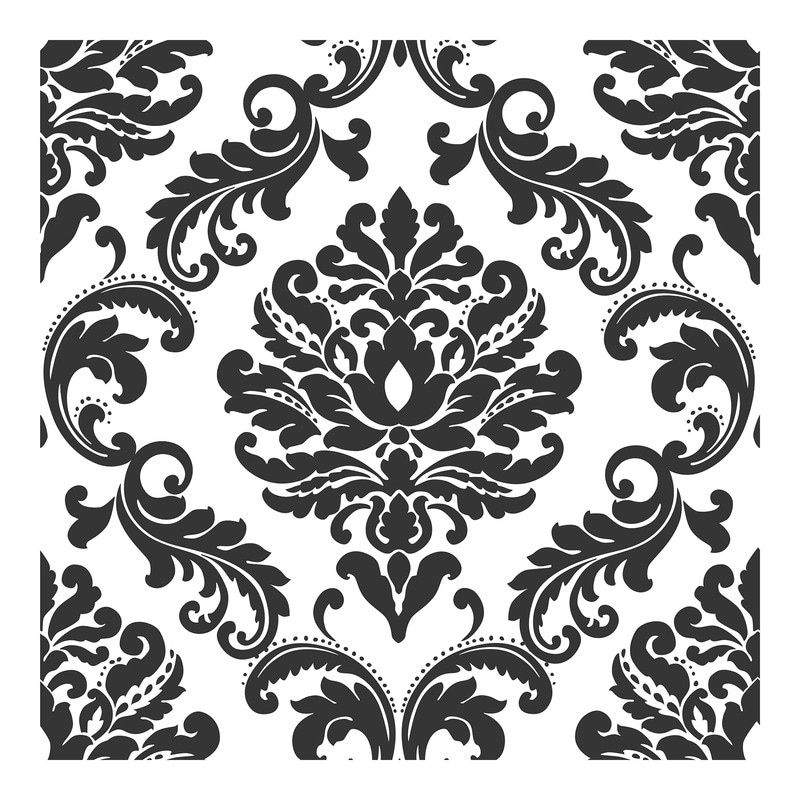 Overstock Com Online Shopping Bedding Furniture Electronics Jewelry Clothing More In 2021 Peel And Stick Wallpaper Nuwallpaper White Damask