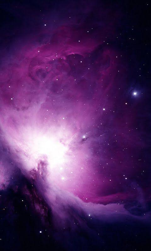 Purple Samsung Galaxy Wallpaper 480x800 Jpg 480 800 Nebula Wallpaper Nebula Galaxy Wallpaper