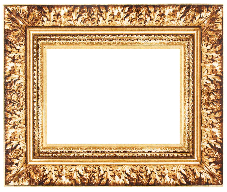 Si el marco de un espejo o cuadro es de madera o pl stico for Marco cuadro antiguo