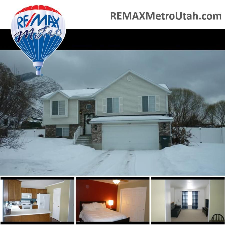 Pin by REMAXMetro Homes on Homes For Sale In Ogden, Utah ...