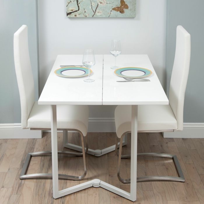table murale belle et fonctionnelle vous avez un petit appartement il vous faut donc une table murale pour pouvoir profiter du petit djeuner deux