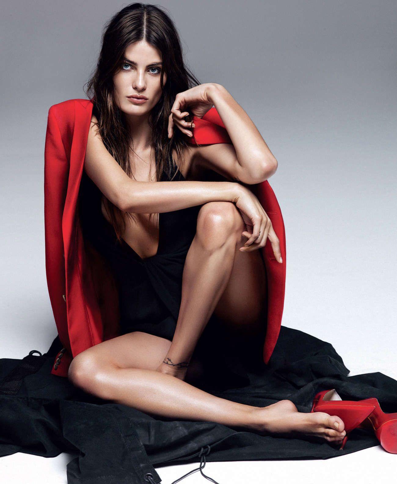 Isabeli Fontana Modelka Narodenie: 4. júla 1983 (vek 32), Curitiba, Paraná, Brazília
