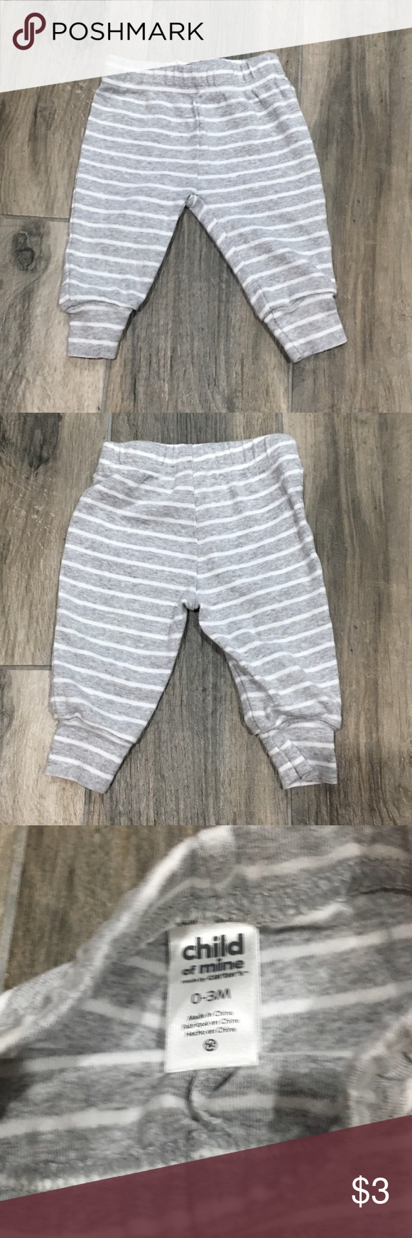 084ba66e008e Child of Mine by Carter s Striped Pants   Child of Mine