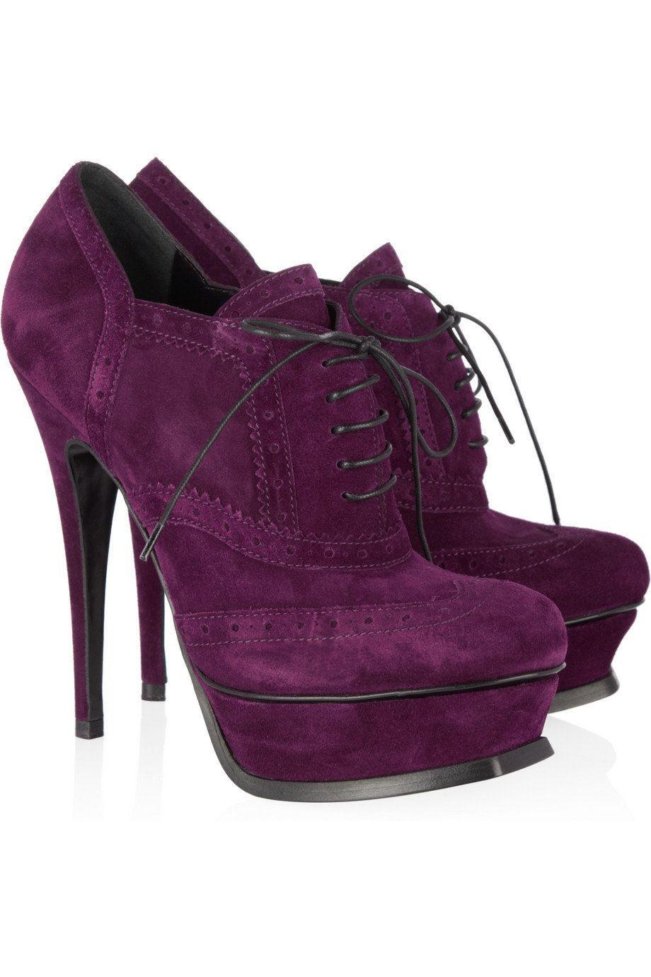 Courtney Brander on Wanelo. Purple ShoesPurple ... c1c062481b