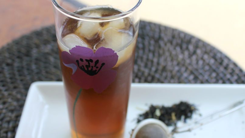 Passion Flower Iced Tea Recipe In 2020 Passion Flower Passion Flower Tea Winter Dishes