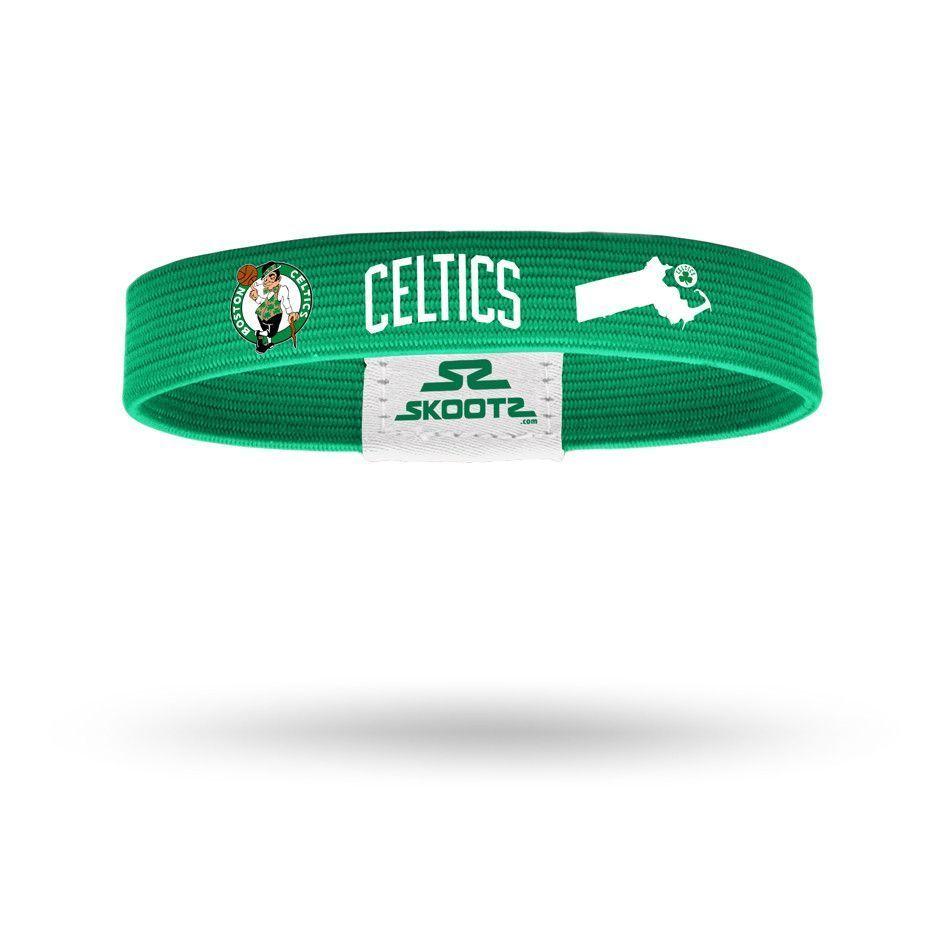 Boston Celtics Super Fan Bracelet