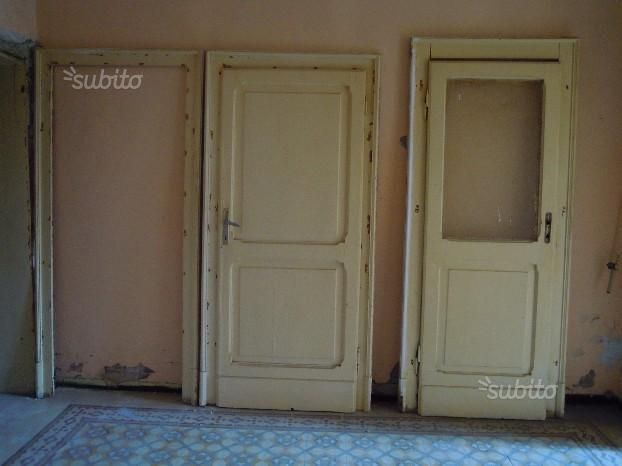 porte-interne-legno-massello-anni-20 | bagni | Pinterest