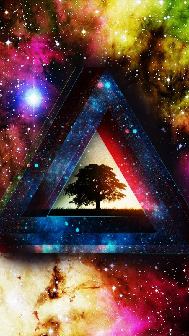 Trippy iPhone background iPhone backgrounds Pinterest ...