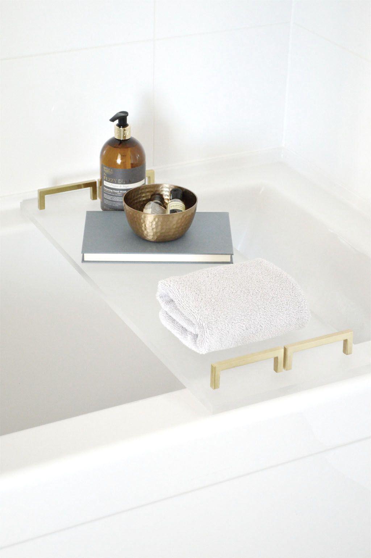 Ich Designer Badewannentablett Selbstgebaute Badewanne Badewanne Ablage