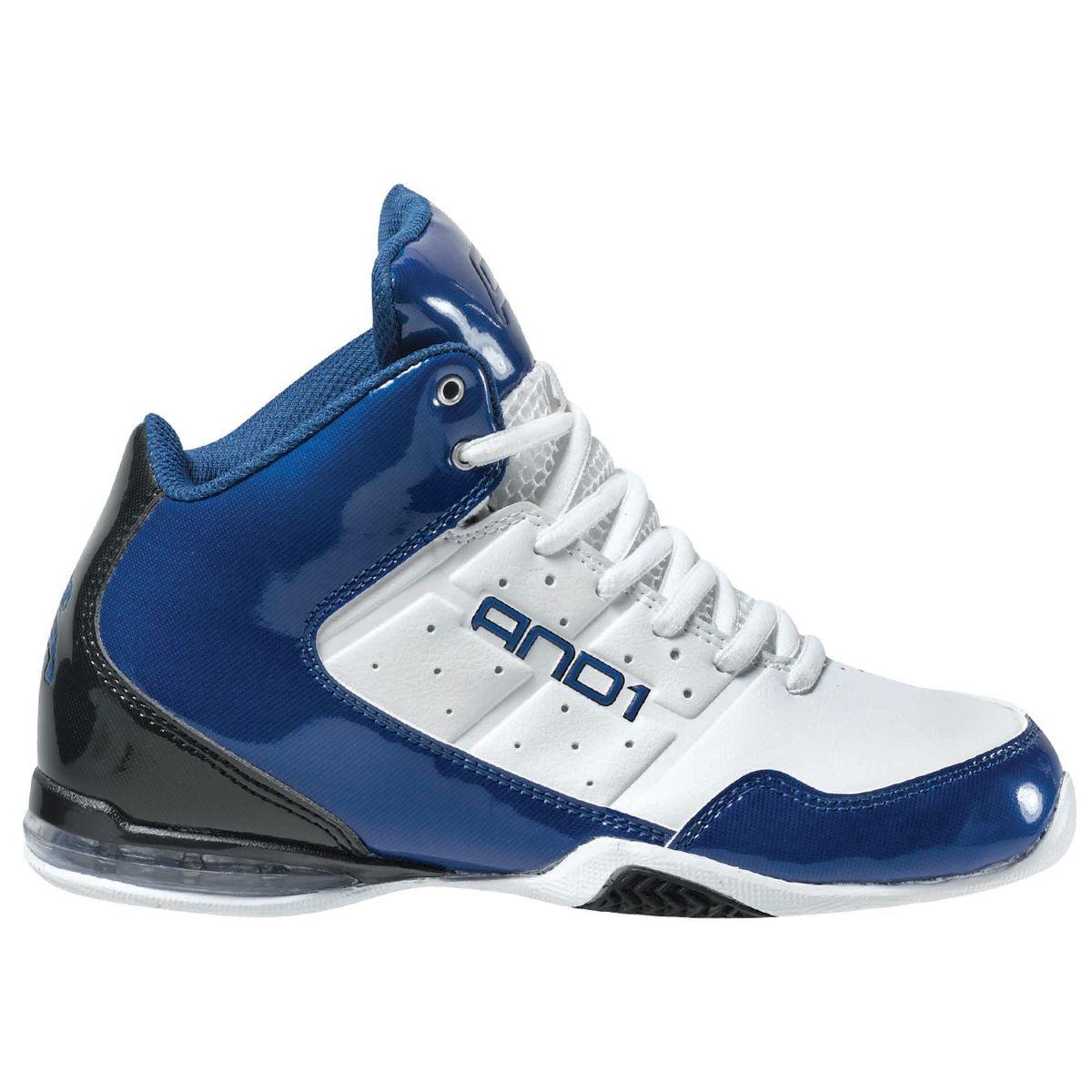 8ba87334c756 AND1 Master Mid Basketball Shoe