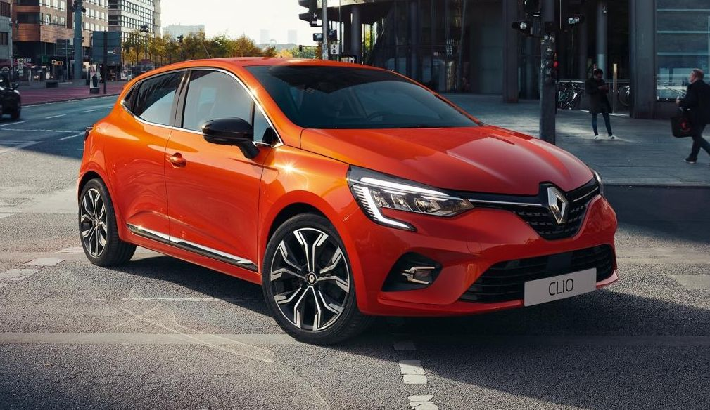 Renault Clio V Pate Generaci Ukazal Svuj Vzhled Https