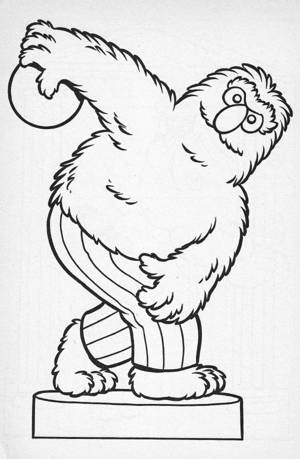 Museum Of Monster Art Monster Art Art Coloring Pages