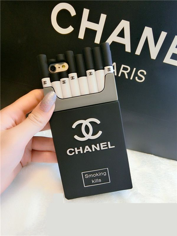 Coque Chanel originale Silicone pour iphone 5/5s/6 sous forme de ...