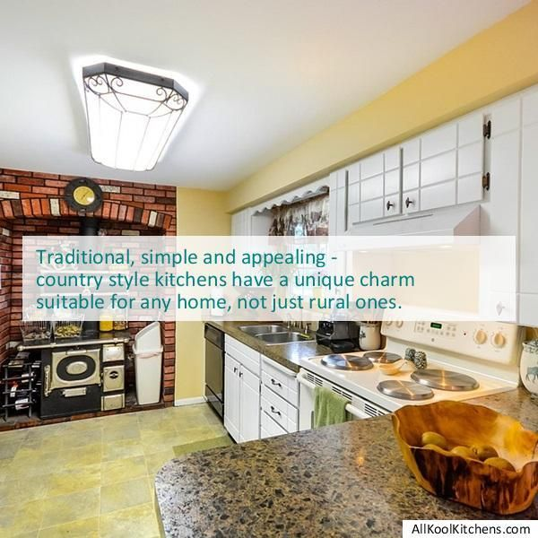 Check out the link for more information Country Kitchen Designs
