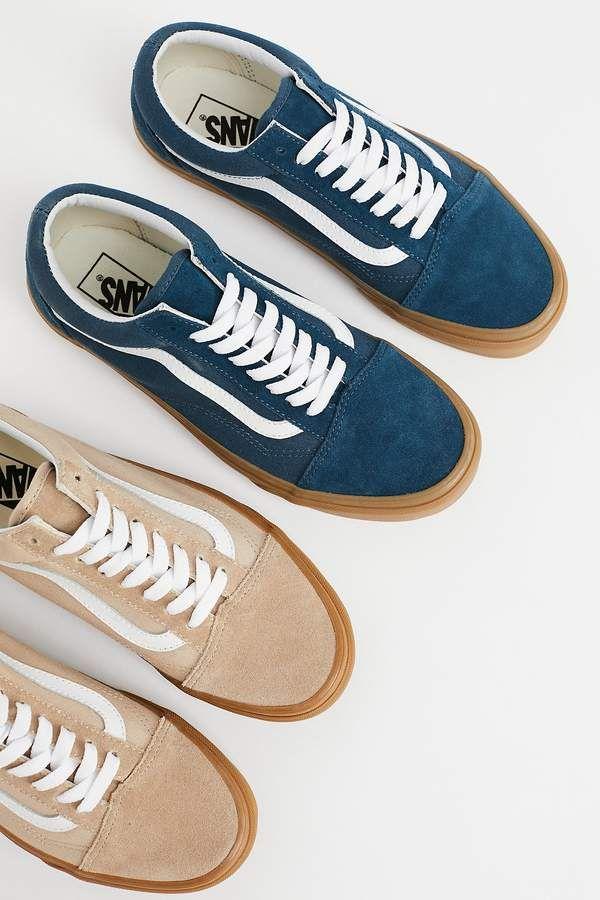 626426bb903 Vans UA Old Skool Gum Sneaker in 2019 | Products | Shoe city, Shoes ...