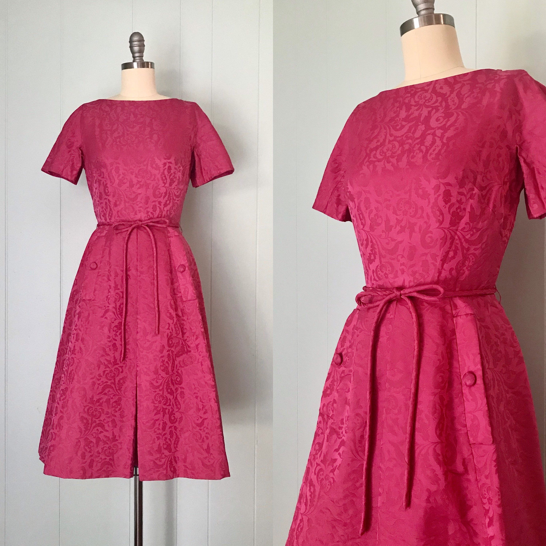 1960s Ben Barrack Party Dress 60s Bright Pink Party Dress Etsy In 2021 Dresses Pink Party Dresses Party Dress [ 3000 x 3000 Pixel ]