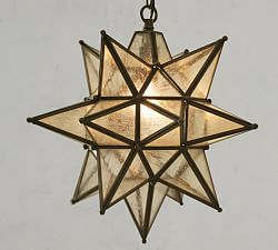 Olivia Indoor Outdoor Star Pendant In 2020 With Images