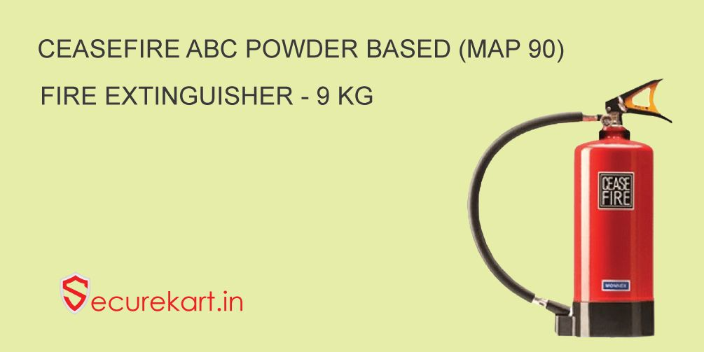 Map 90 Fire Extinguisher.Find Ceasefire Fire Extinguisher Abc Map 90 9kg At Best Price On