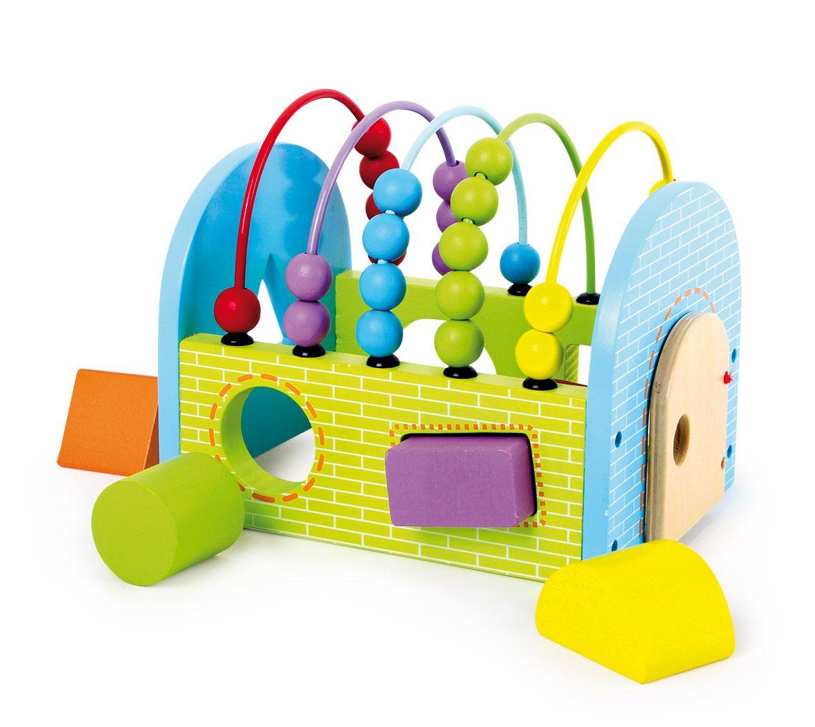5838 Activity Wurfel Farben Formen Und Funktionen Mit