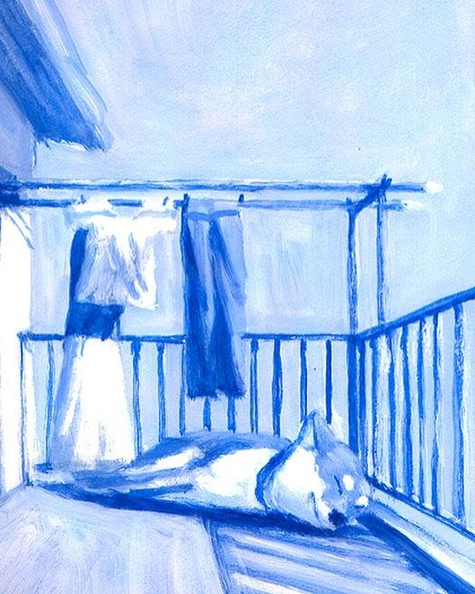 あの犬3 #lifestyle #happy #love #life #laundry #sunnyday #sunny  #shiba #shibainu #blue #illustrator #illustration #ultramarine #tatsurokiuchi #japan