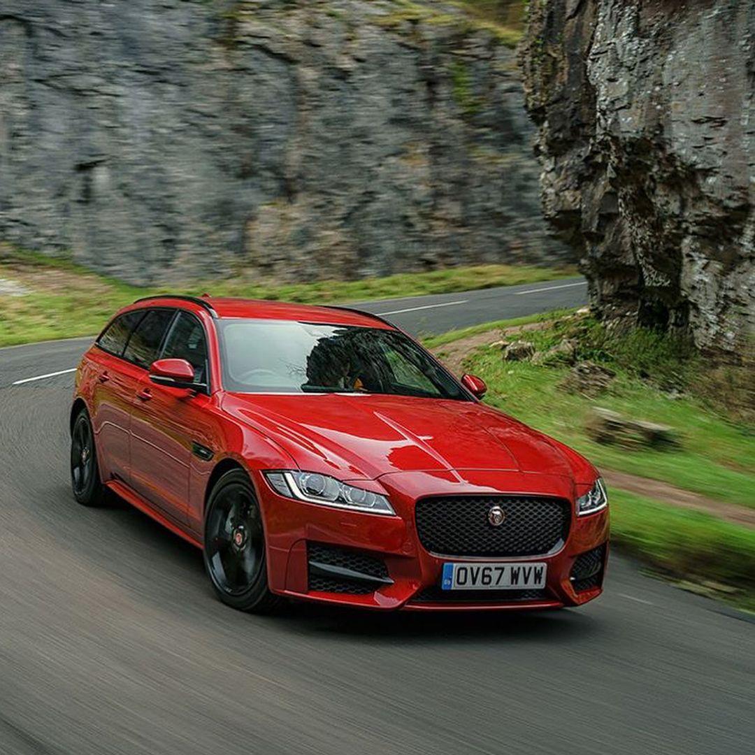 Jaguar Xf Sportbrake: A British Shootingbrake For Consideration