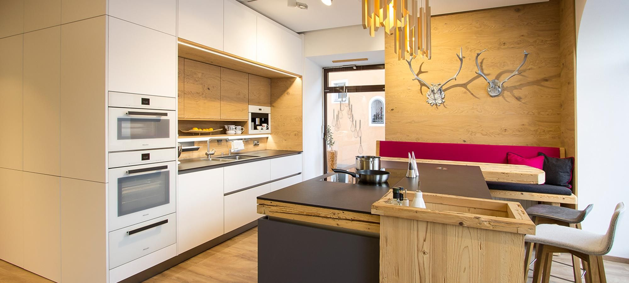 Vertrauen in höchste Qualität bei der Küchenplanung und ...