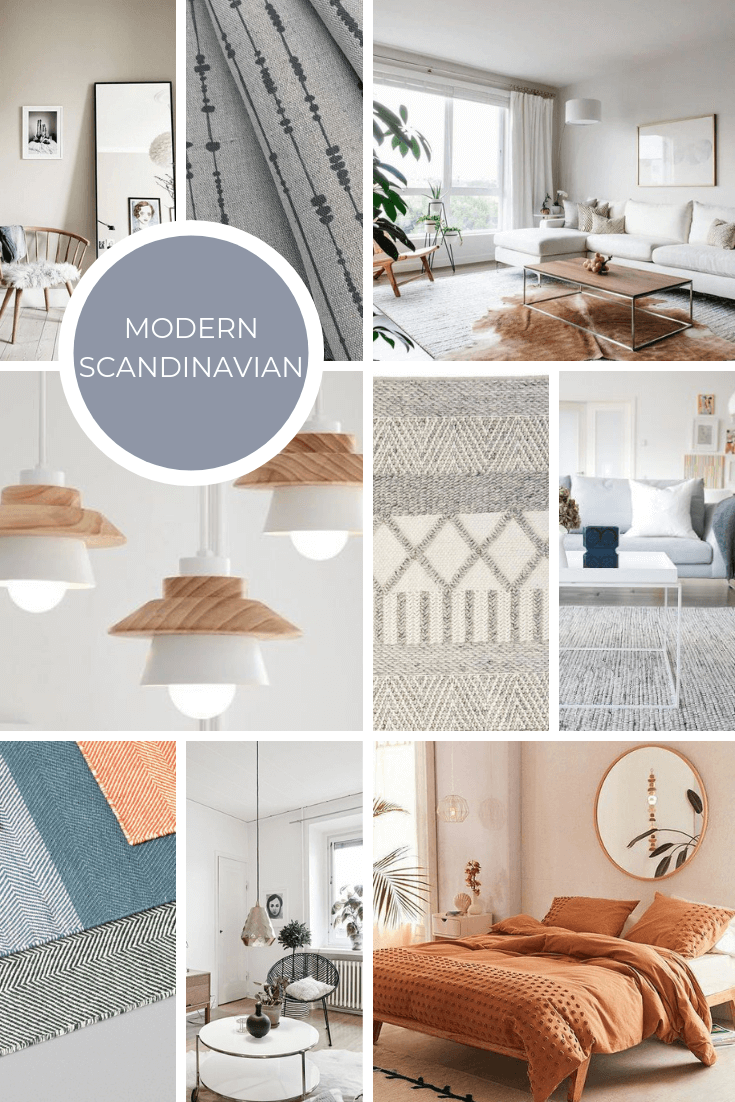 Interior Design Style: 6 Modern Styles and How to Use Them - GATHER HOME AND DESIGN