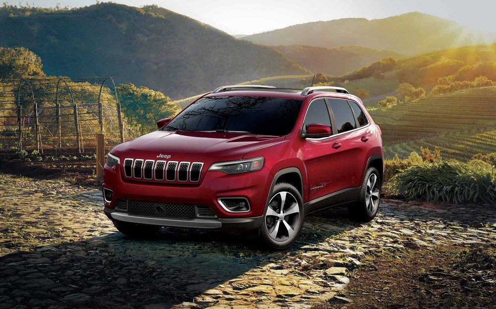 2019 Jeep Cherokee Limited Overview Hero Jeep Cherokee Jeep