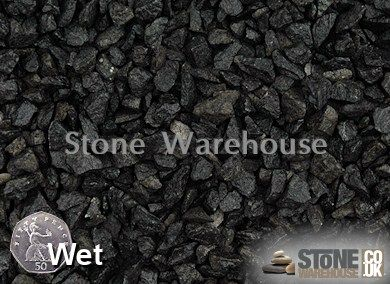 Black Basalt 10mm Hard Landscaping Black Basalt