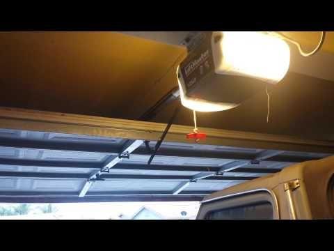 Liftmaster Chamberlain Garage Door Opener Problem Garage Door