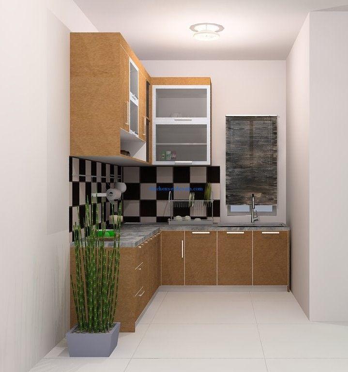 Rak Sendok Kitchen Set: Harga & 70 Model Gambar Kitchen Set Minimalis