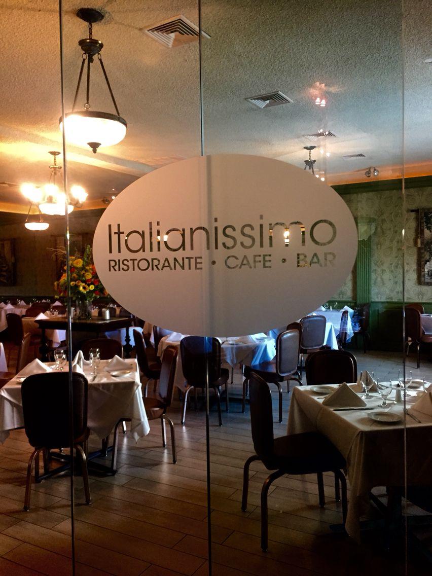 Italianissimo Restaurant South Beach Staten Island Ny