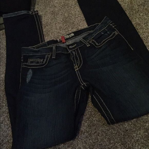 Buckle jeans Size 30, worn once! Buckle Jeans